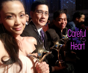 "ABS-CBN's ""Be Careful With My Heart"" wins Best Foreign Drama Series in Vietnam"