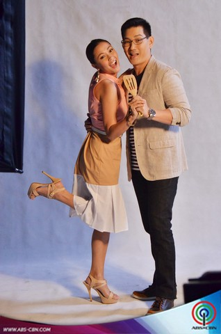 BEHIND-THE-SCENES PHOTOS: Cast of Be Careful with My Heart Pictorial Shoot for 2nd anniversary concert