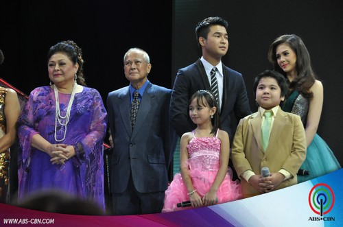 Be Careful with My Heart Family, nagkapit bisig sa pagpapasaya sa I Heart You 2 Anniversary Thanksgiving