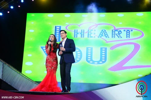 PHOTOS: Jodi & Richard wow the audience with their prod numbers at the I Heart You 2 Thanksgiving