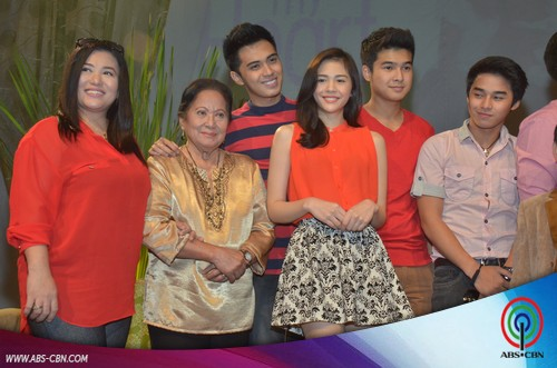 PHOTOS: I Heart You 2: The Be Careful with My Heart Thanksgiving Presscon