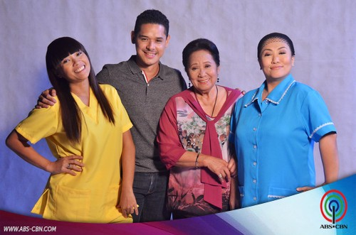 LOOK: Glam shots of Be Careful with My Heart Family