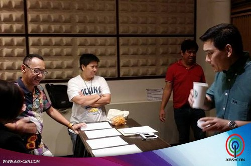 LOOK: I Heart You 2: Be Careful with My Heart Anniversary Thanksgiving Rehearsals