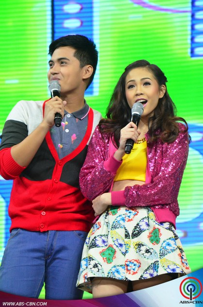 MarNella, tinilian sa I Heart You 2: The Be Careful With My Heart Anniversary Thanksgiving