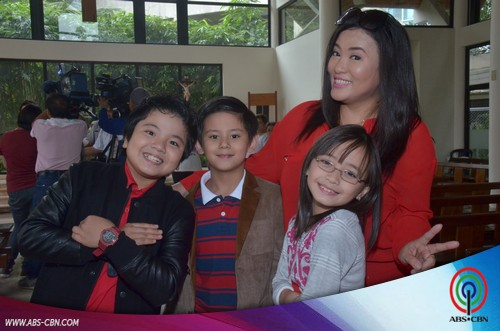 PHOTOS: I Heart You 2: The Be Careful with My Heart Thanksgiving Mass