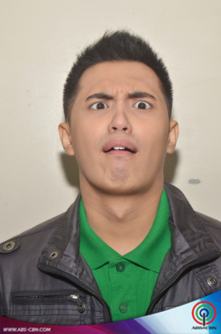 LOOK: The wonder boy expressions of Marlo Mortel