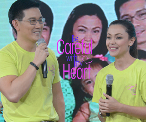 WATCH: Jodi and Richard sing 'Be Careful With My Heart' for one last time